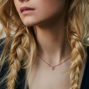 free people cactus necklace
